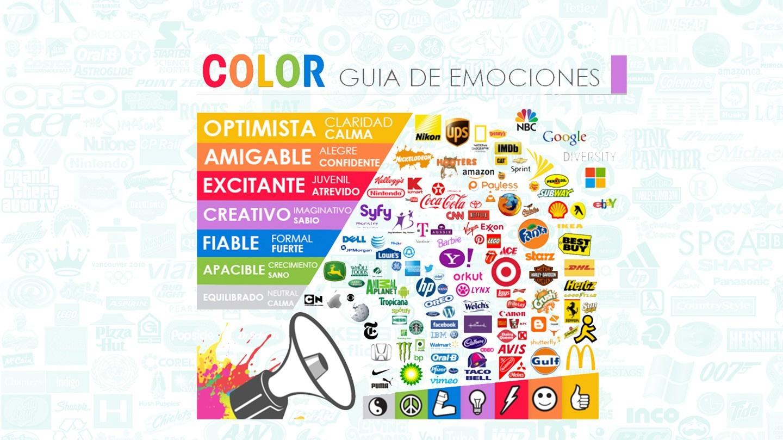 ¿Por qué Facebook es Azul? El Marketing de los Colores.