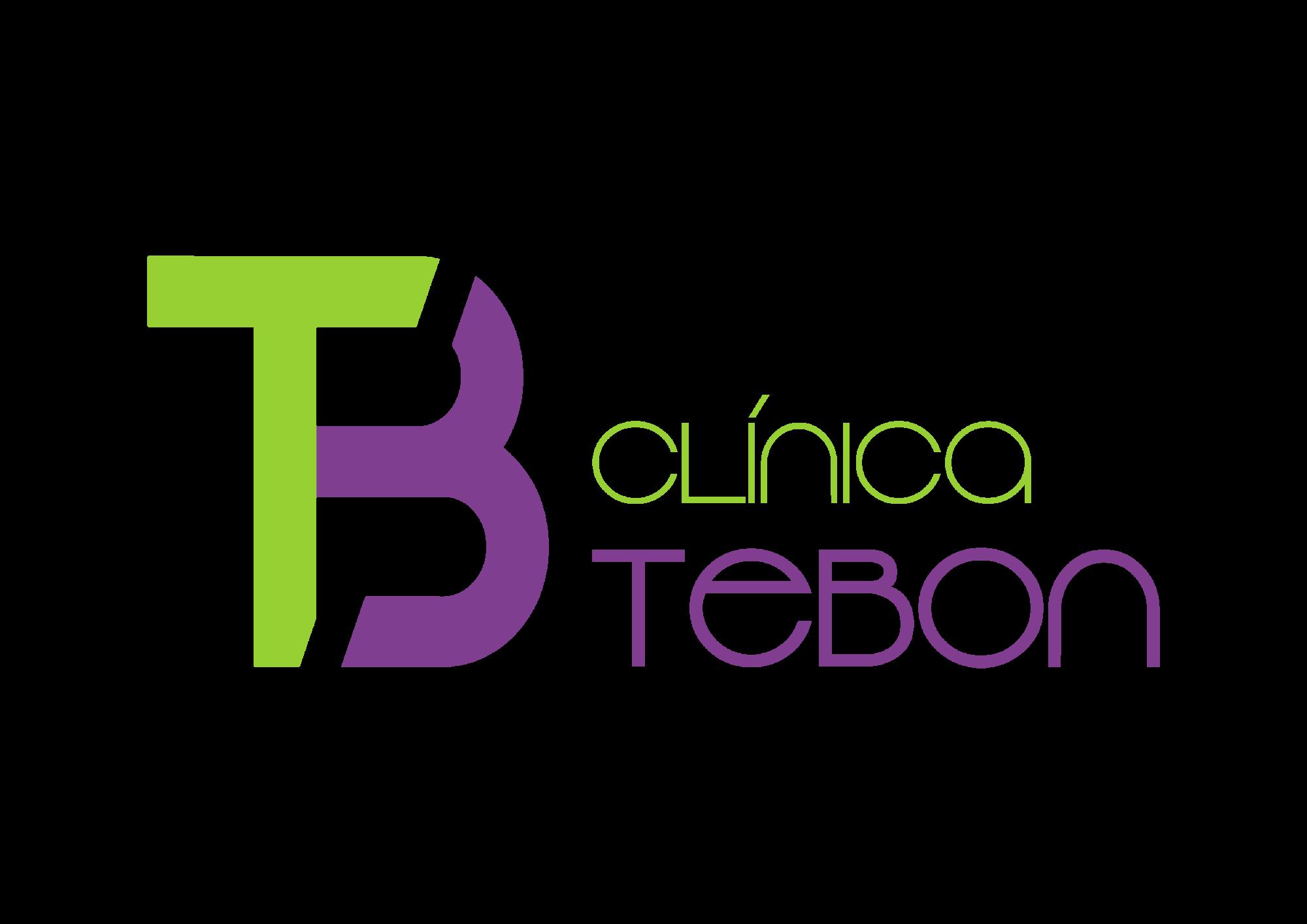 Logo Clínica Tebon