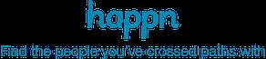 logo Happn 1024x228 - Aplicaciones para ligar de moda: Tinder y otras