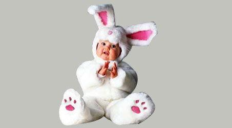 easter disfraz - La Semana Santa y los huevos de Pascua, una tradición muy dulce