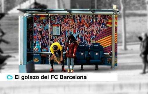 Lee más sobre el artículo El golazo del FC Barcelona y su nueva acción de Marketing