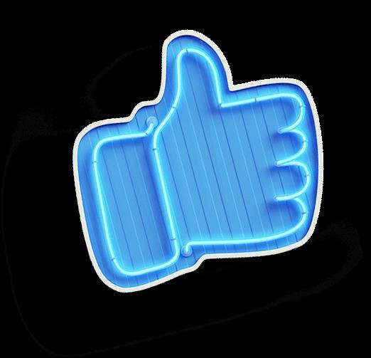 thumbs up - Reconocimientos
