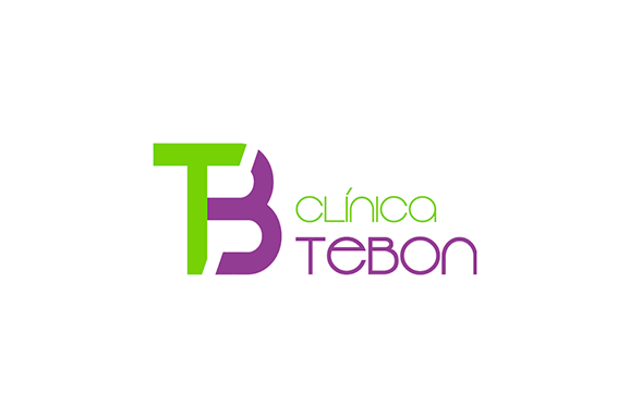 Diseño Logotipo Clinica Tebon iMeelZ