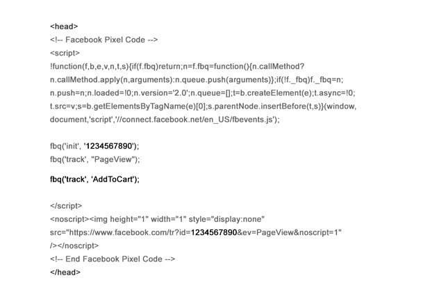 codigo pixel facebook ads - Cómo crear una campaña publicitaria en Facebook Ads optimizada