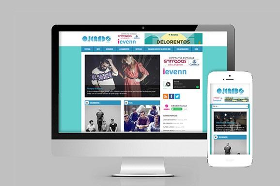 diseño web malaga ojeando festival 1 - Trabajos