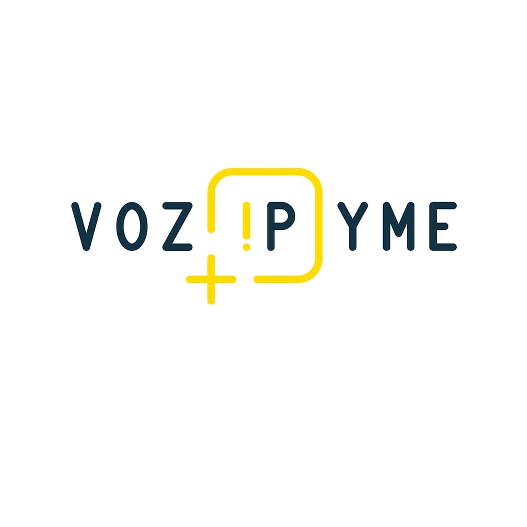 Diseno Logotipo VOZIPYME iMeelZ - Trabajos